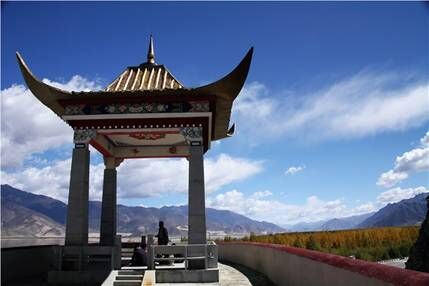 雅鲁藏布江观景台